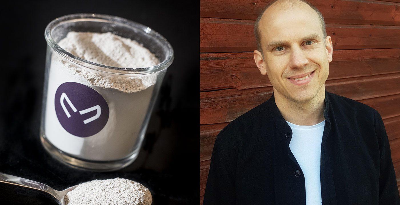 Tebrito, Nils Österström