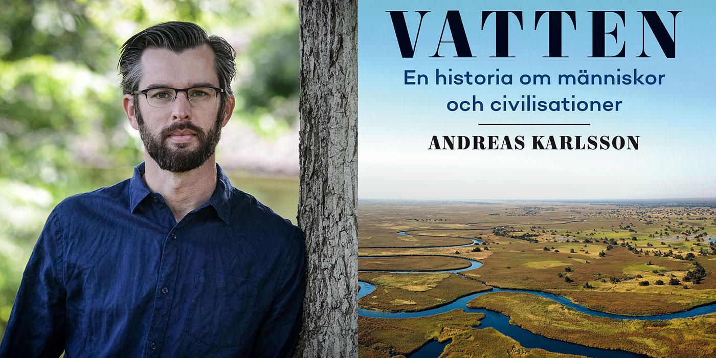 Vatten - Andreas Karlsson. Foto: Görrel Espelund