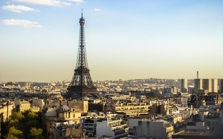 Oui Oui, een citytripje naar Paris