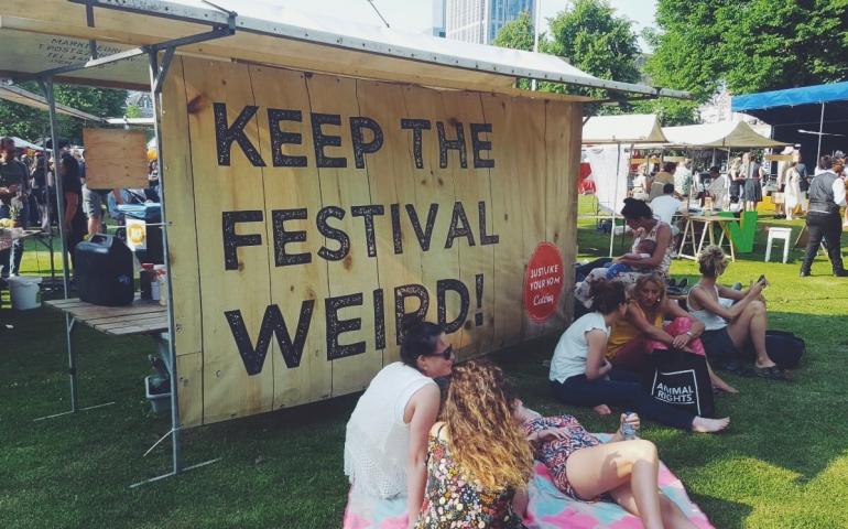 Rotterdam Vegan Food & Drink Festival '18
