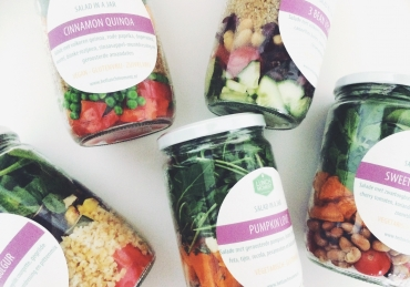 Het Lunchmoment (Rotterdam) – Salad Jars