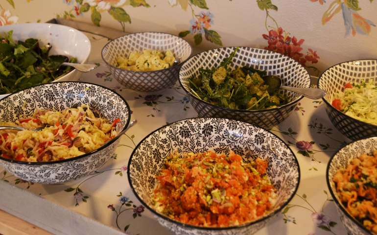 HOTSPOT: Obst & Gemüse