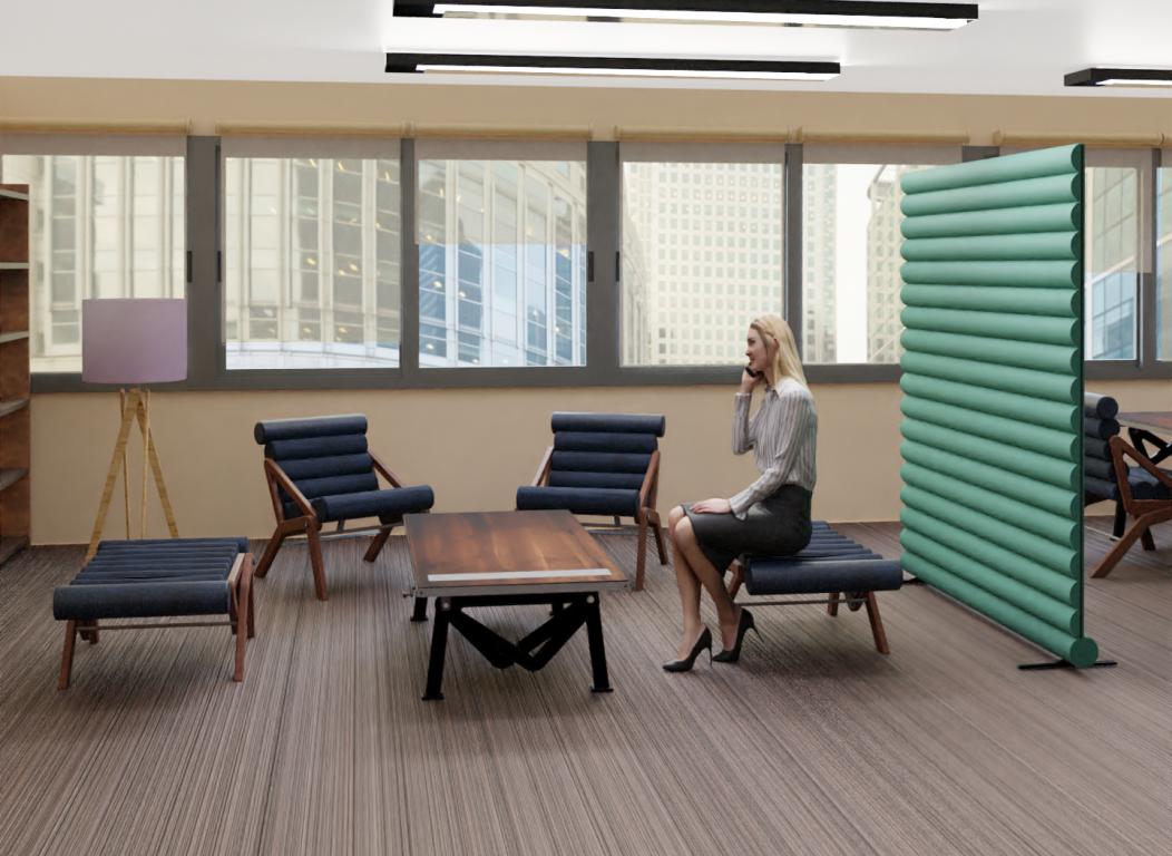 Office Lounge Scene