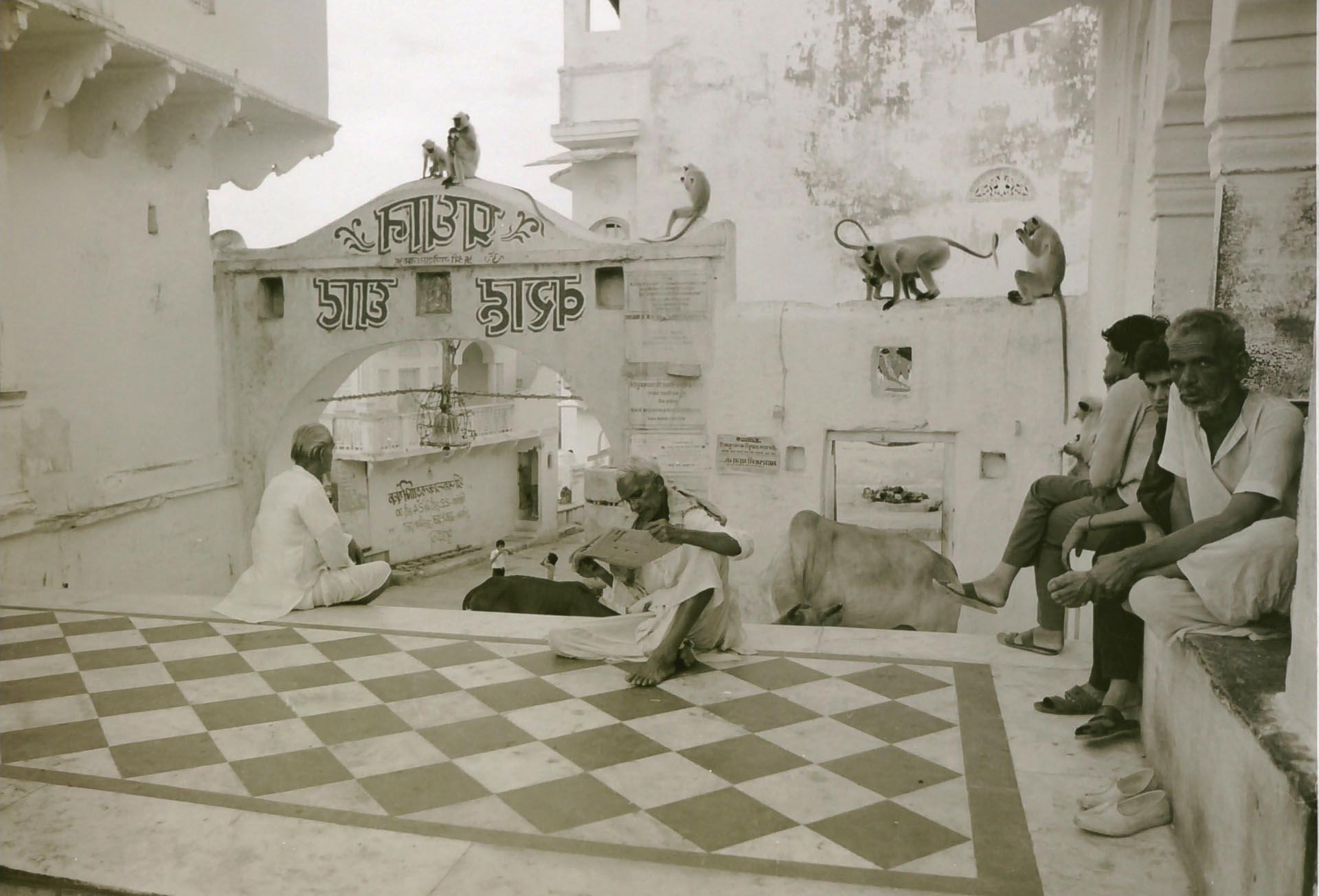 006-Puskhar square,India 1990