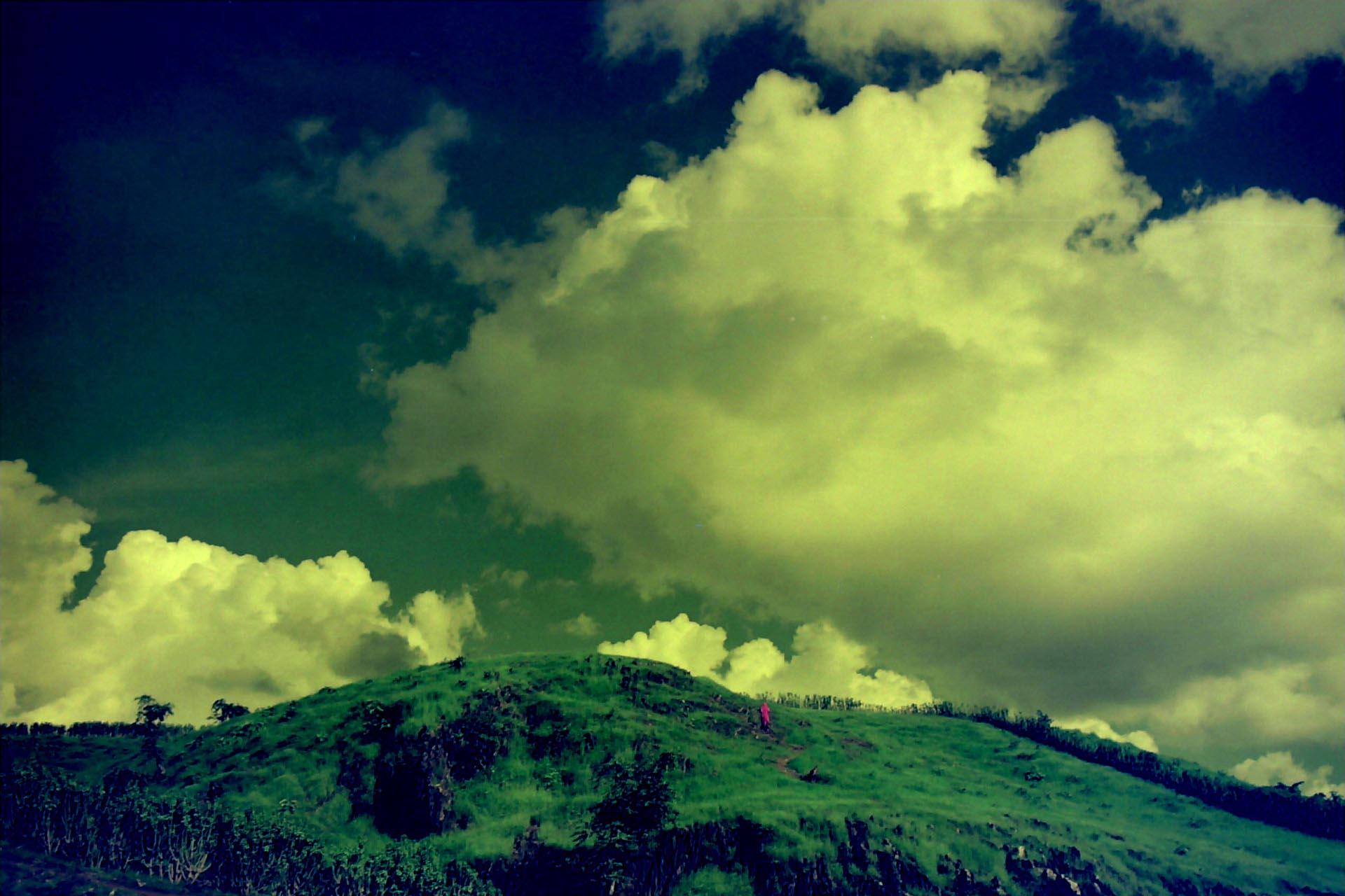 044-Verso il cielo,India 1990