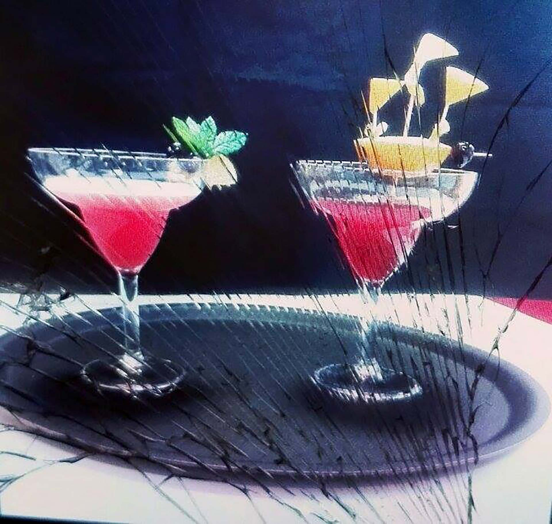 Beverage Cocktails Fruit Punch (Polibibita analcolica) 2016