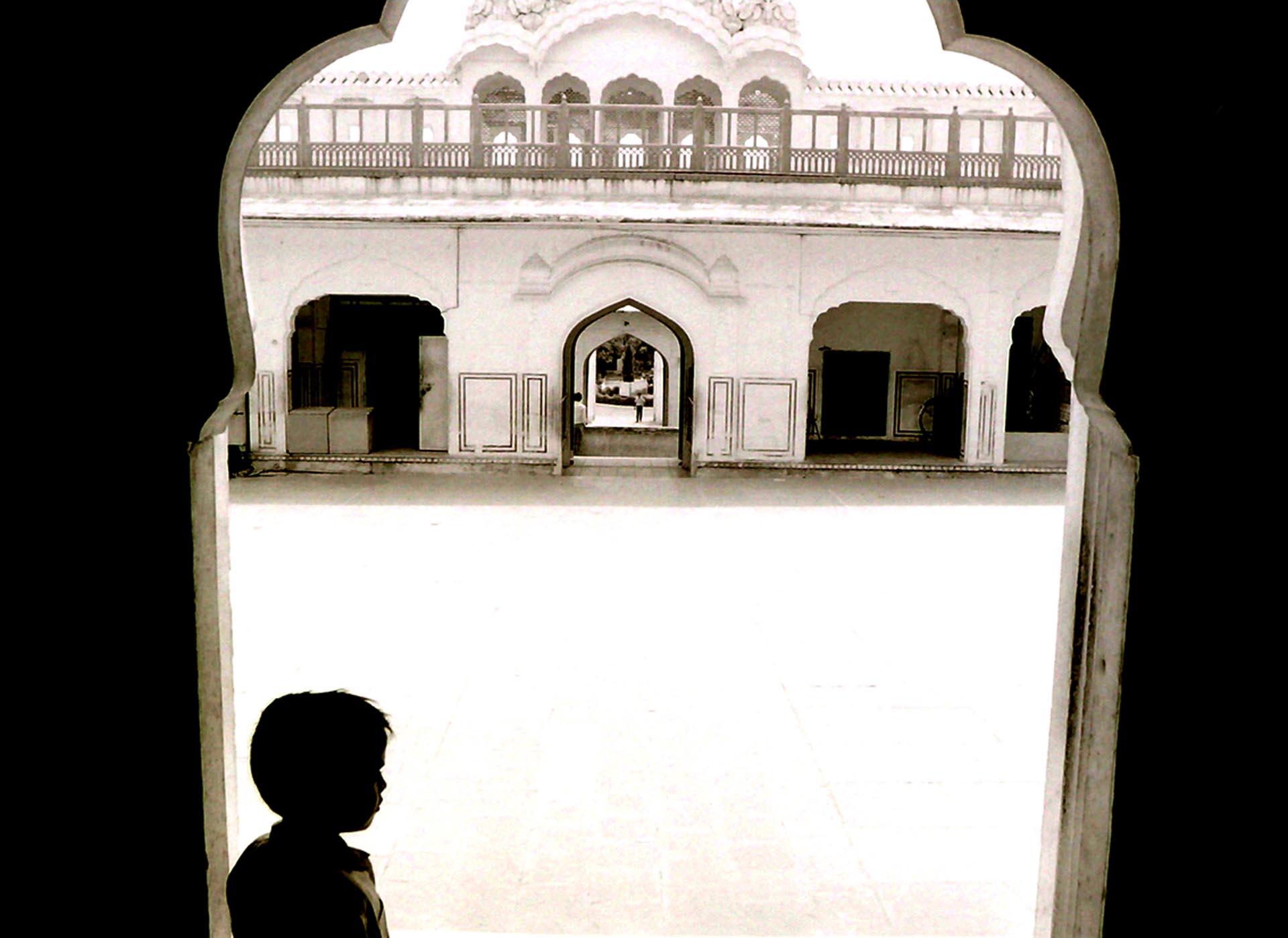 Chldren India,Jaipur 1990