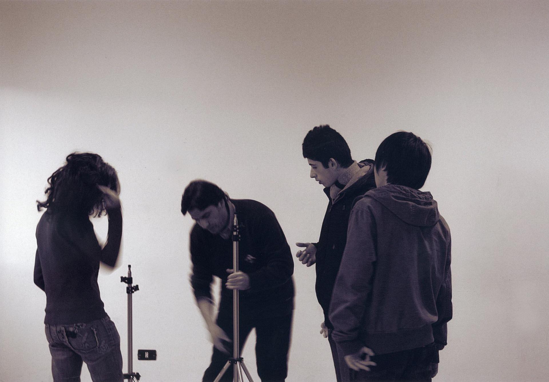 Francesco Pala's Photographic Workshops -Photo by Roxana Nicolae