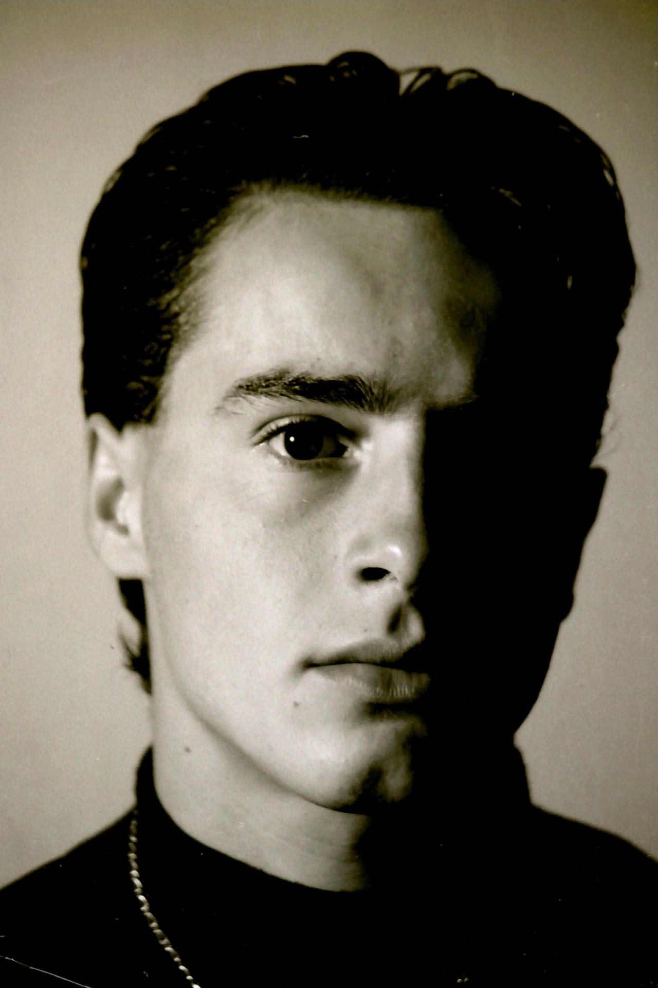 Giancarlo- Studio di ritratto,1988