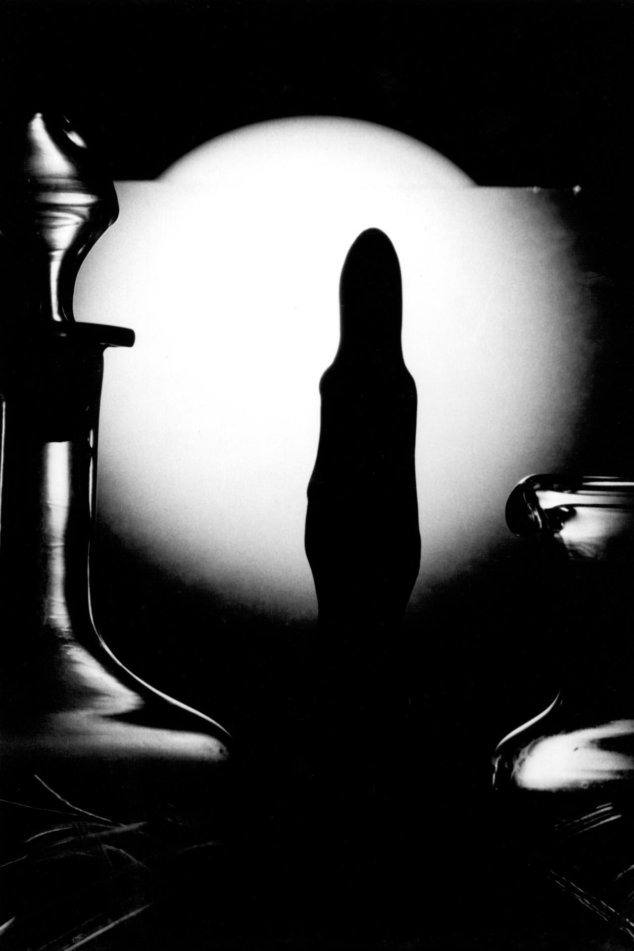 La Madonna dei vetri, 1988