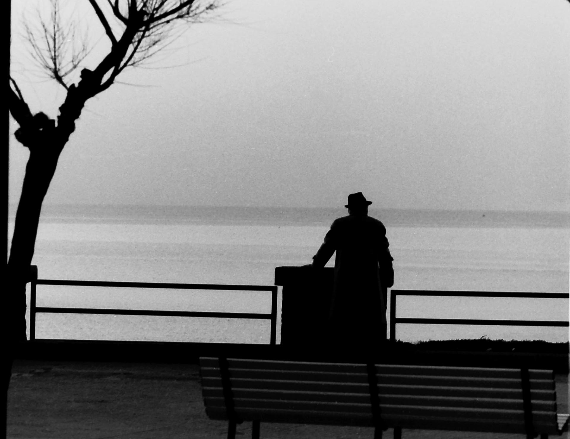 L'attesa -Alghero,1997