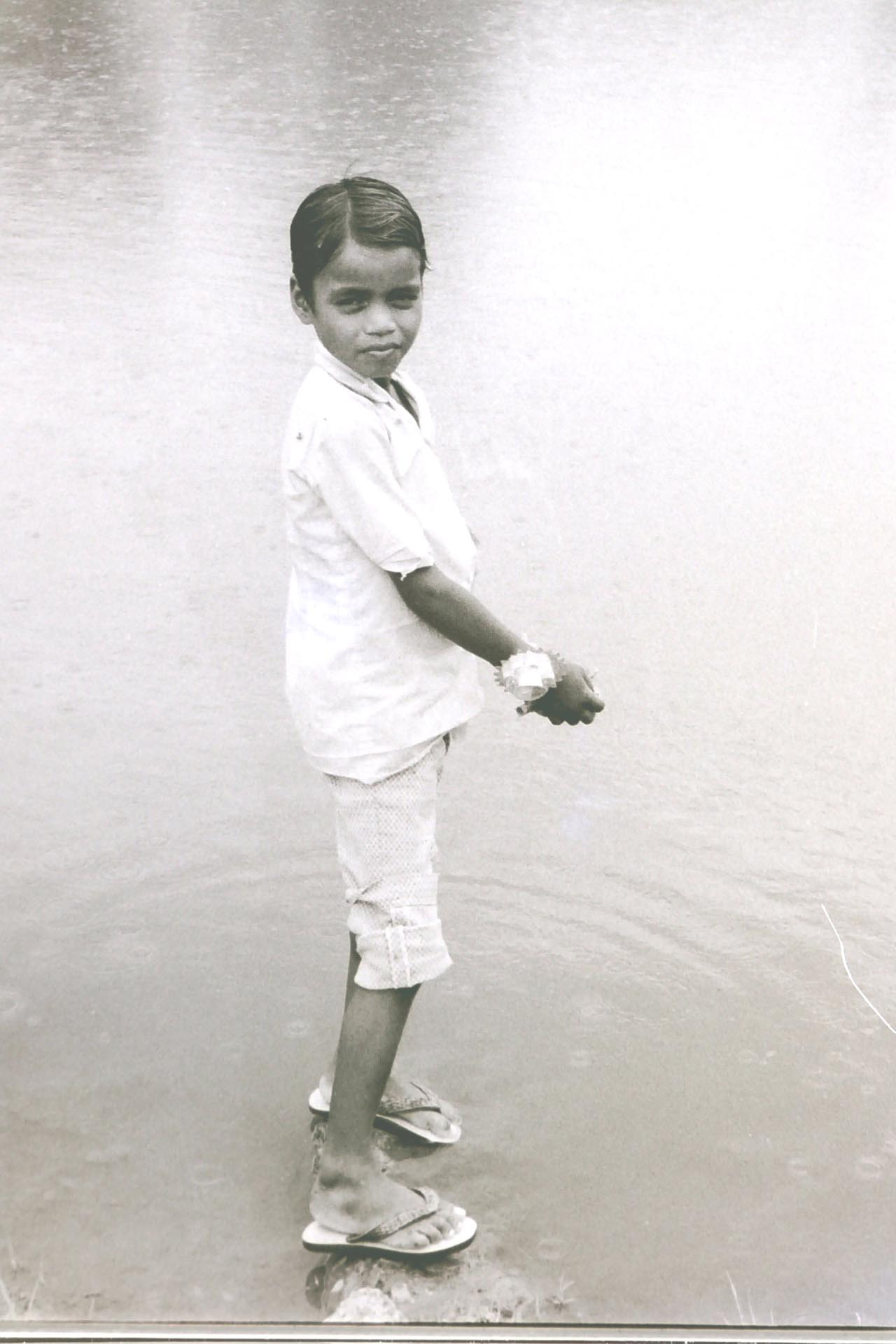 Little-fisherman,indian-not