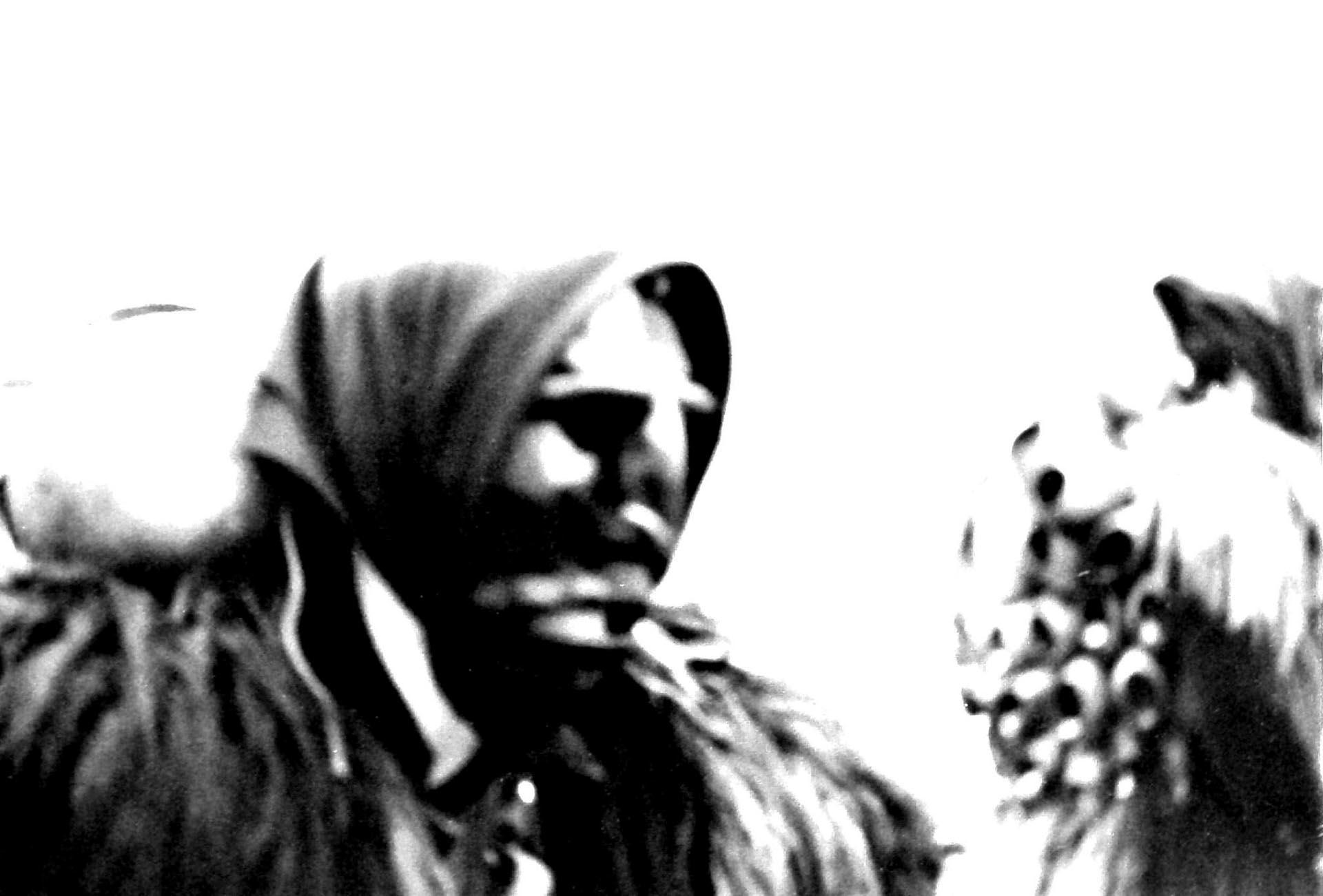 Mamuthones -Mamoiada 1995