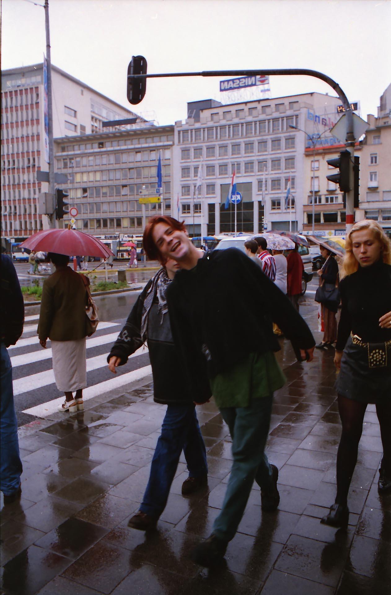 Rain day Lussemburgo,1995