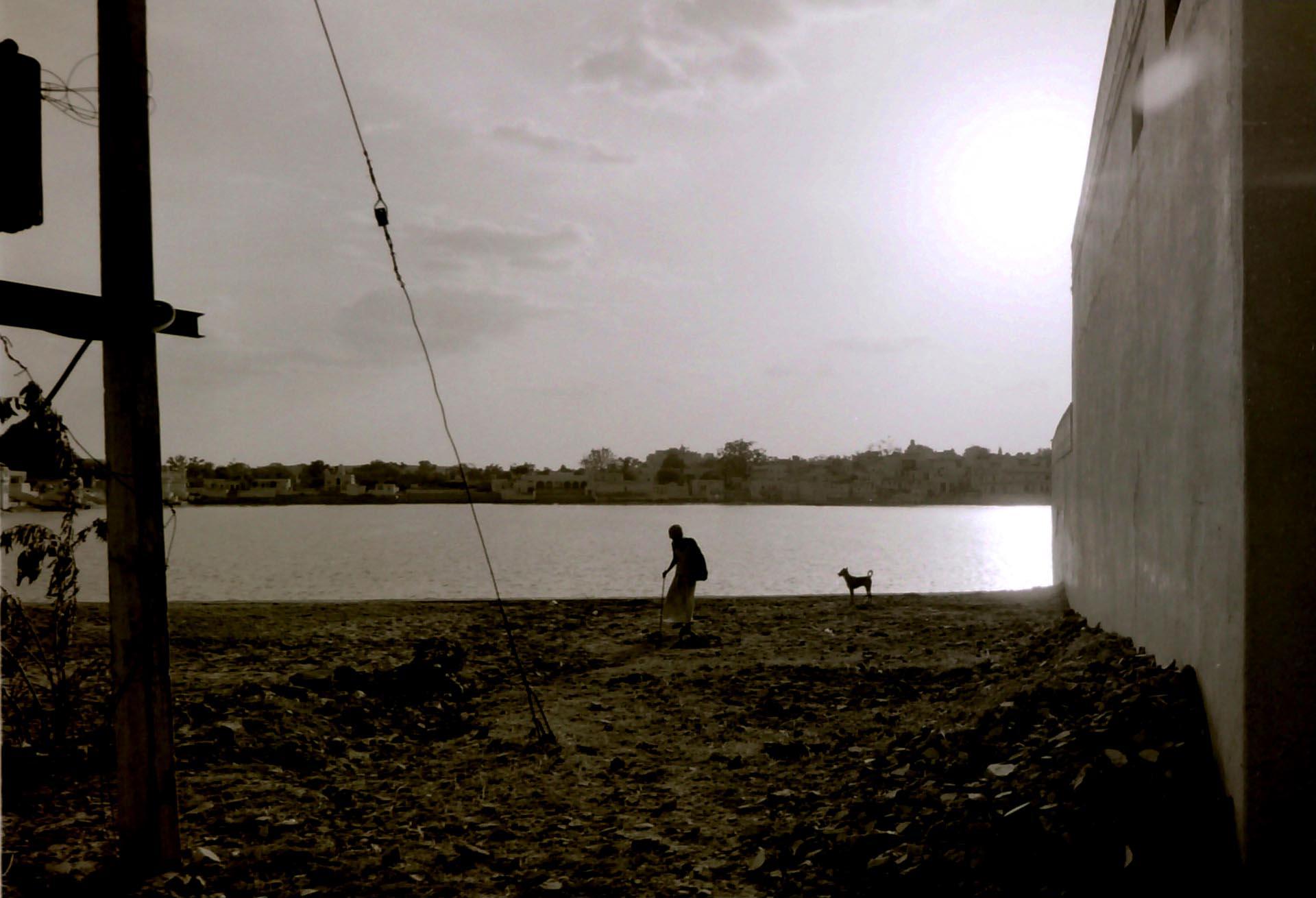 Sacred Lake,Puskhar 1990