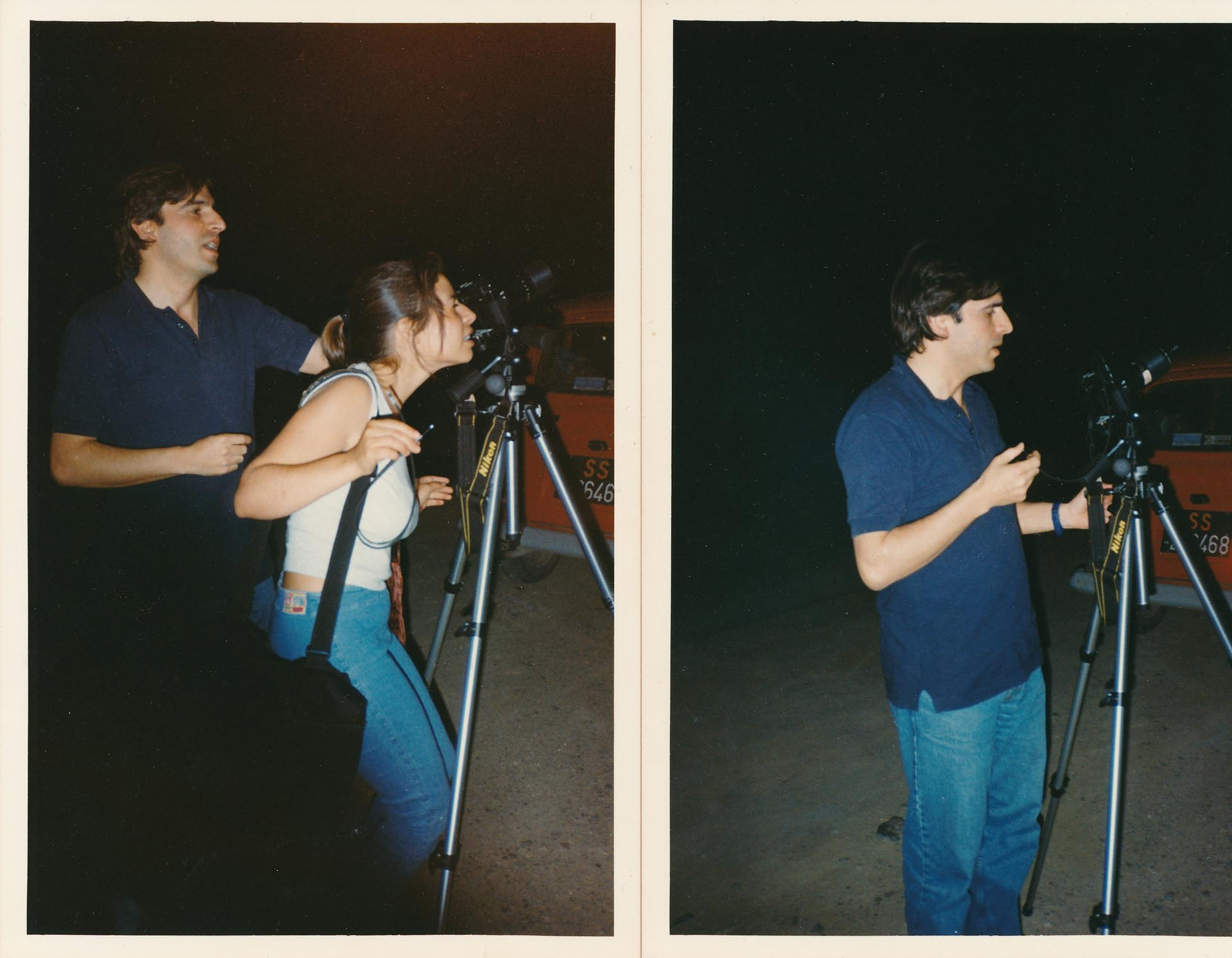 Shooting to the Moon, Workshop Alghero '97-'98