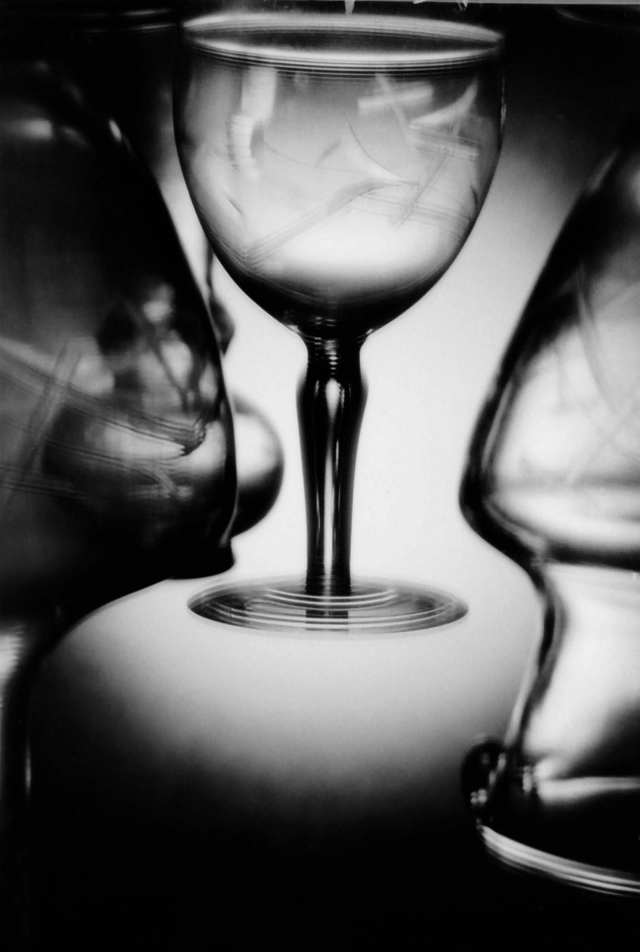 Still-life Cristalli di Luce ,1988