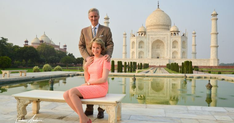 Visite d'Etat en Inde