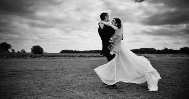Et si votre reportage mariage était uniquement en noir et blanc…