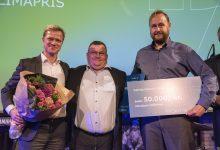 Photo of KlimaByen Middelfart vinder DANVAs Klimapris 2018