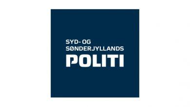 Photo of Doorstep-pressemøde med justitsminister Søren Pape Poulsen i Esbjerg