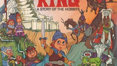 Photo of Lord of the rings – return of the king 1980 (animated)