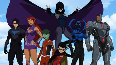 Photo of Justice League Vs. Teen Titans