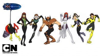 Photo of X-men evolution season 1