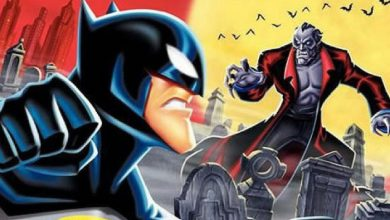 Photo of The Batman vs. Dracula