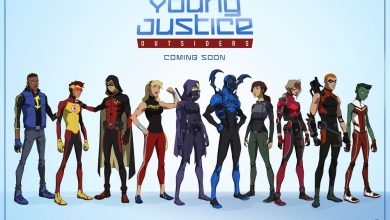 Photo of Young Justice: Outsiders