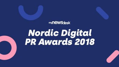 Photo of Her er de nominerede til Nordic Digital PR Awards 2018