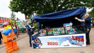 Photo of LEGOLAND® udvider med THE LEGO® MOVIE™ World i 2020 og bygger Skandinaviens første Flying Theater