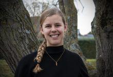 Photo of 17-årige Emma inviterer unge til klima-workshop
