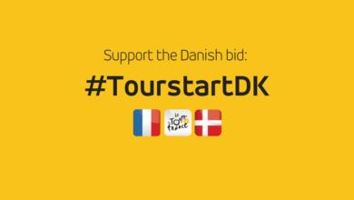 Photo of De danske etaper under Tour de France 2021