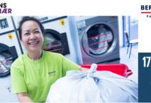 Photo of Tusindvis af kasserede virksomhedstekstiler skal sælges i genbrugsbutikker og doneres til udsatte