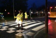 Photo of I regn og slud skal skolepatruljerne ud