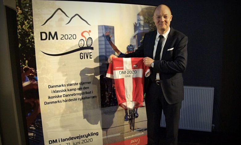 Photo of Pressemøde: Se billeder og video fra præsentationen af årets DM-ruter i Give