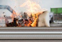 Photo of Afbrænding af haveaffald er ulovligt hos private.