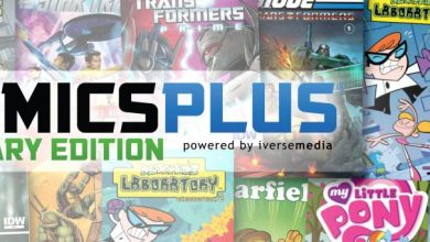 Photo of Comic Plus – tegneserier online på biblioteket