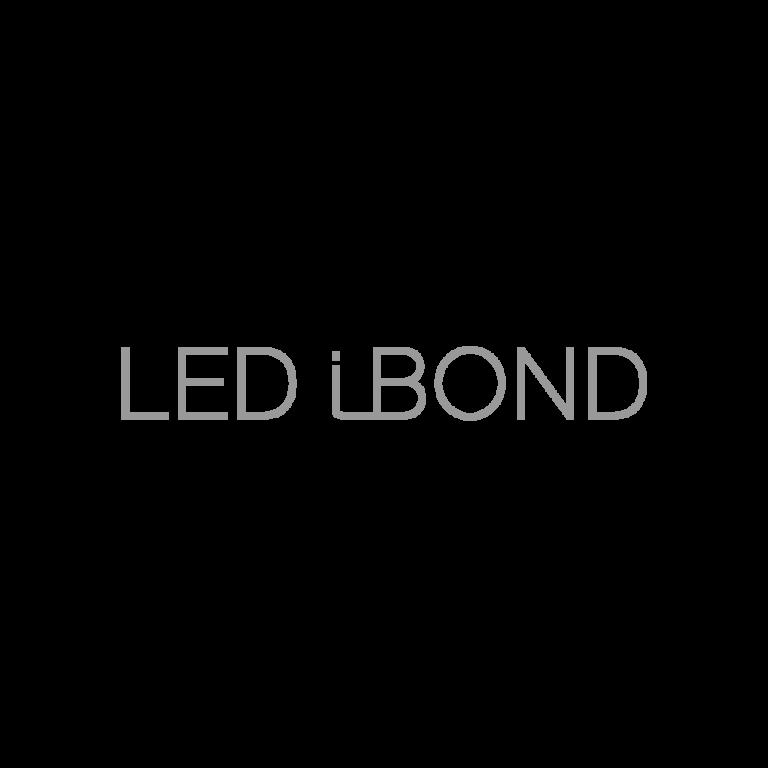 LED iBond_logo_Grey