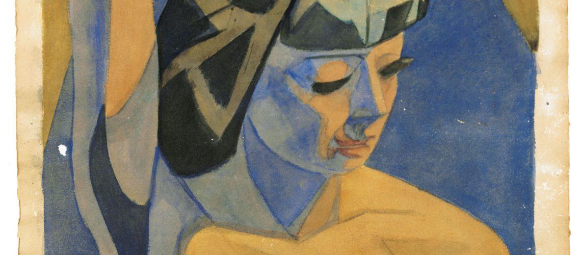 Paul Becketts akvareller sommerudstilling