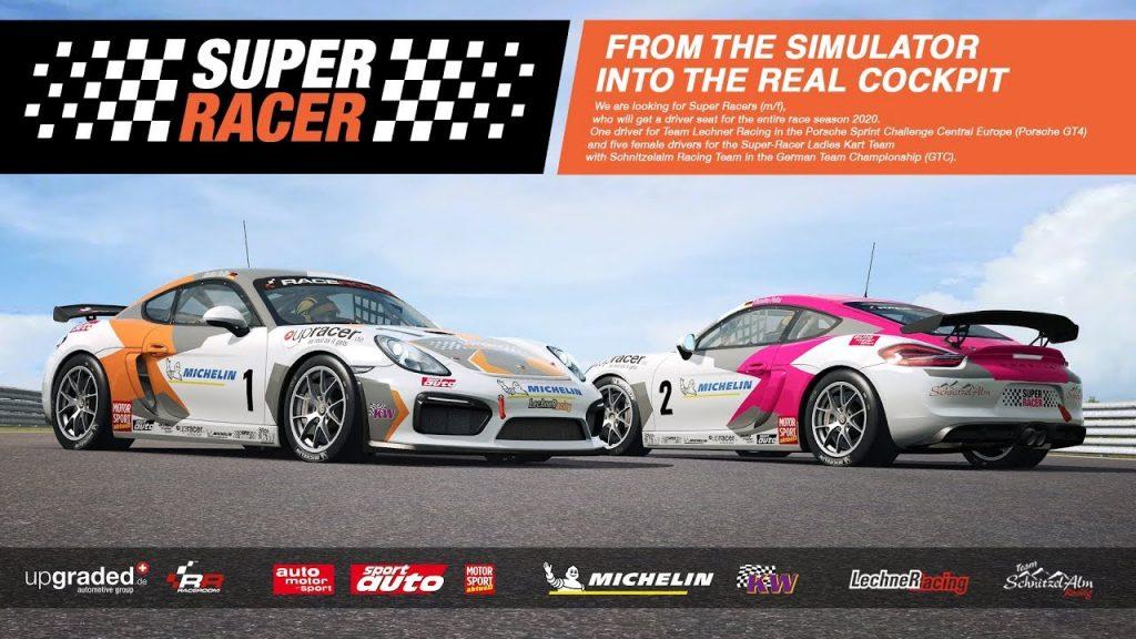 Super Racer Porsche GT4