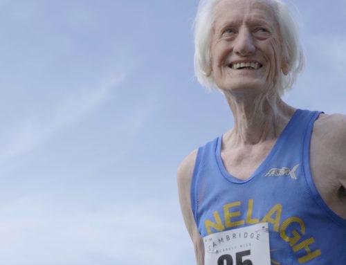 Effektivitet för äldre löpare