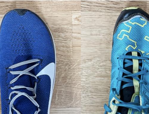 Ska det vara så svårt att göra löparskor för fötter?