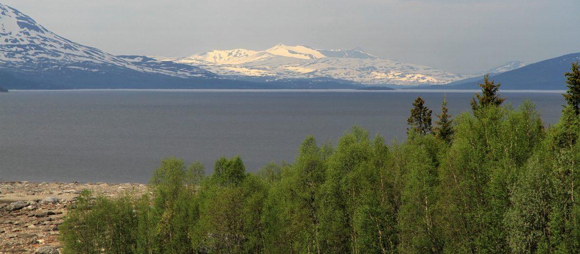 Røssvatnet - Photo: Simo Räsänen