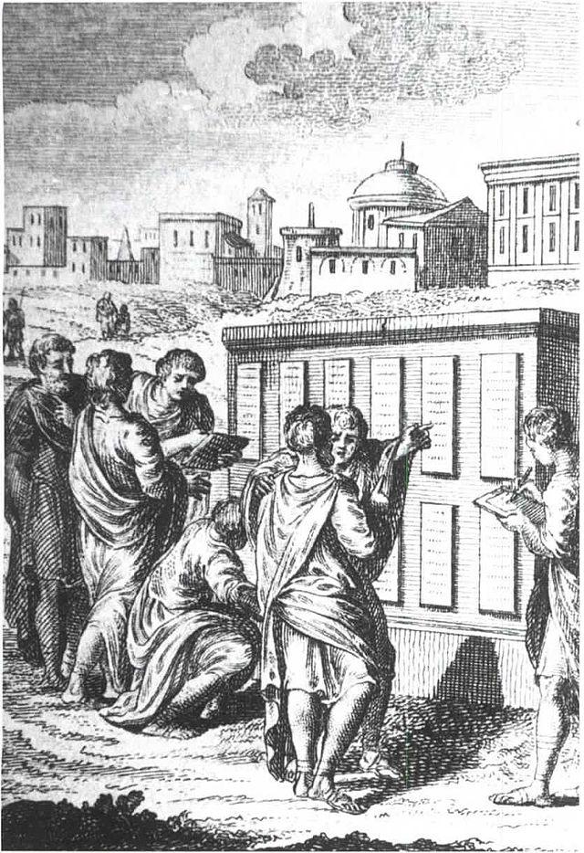 C. 450 BCE: The Twelve Tables