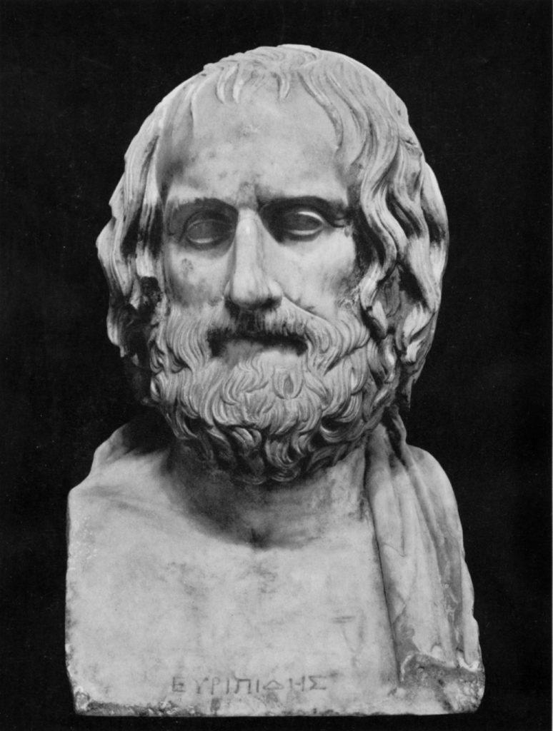 c. 480 – c. 406 BCE: Euripides and Parrhesia