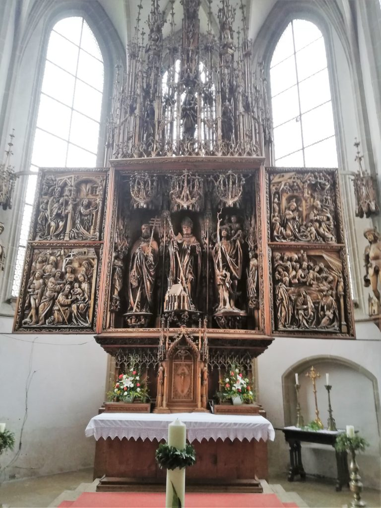 Kirche Kefermarkt