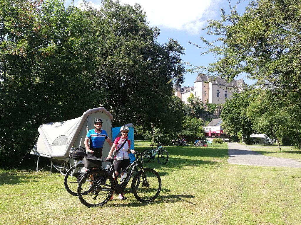Bturtle am Camping Grein
