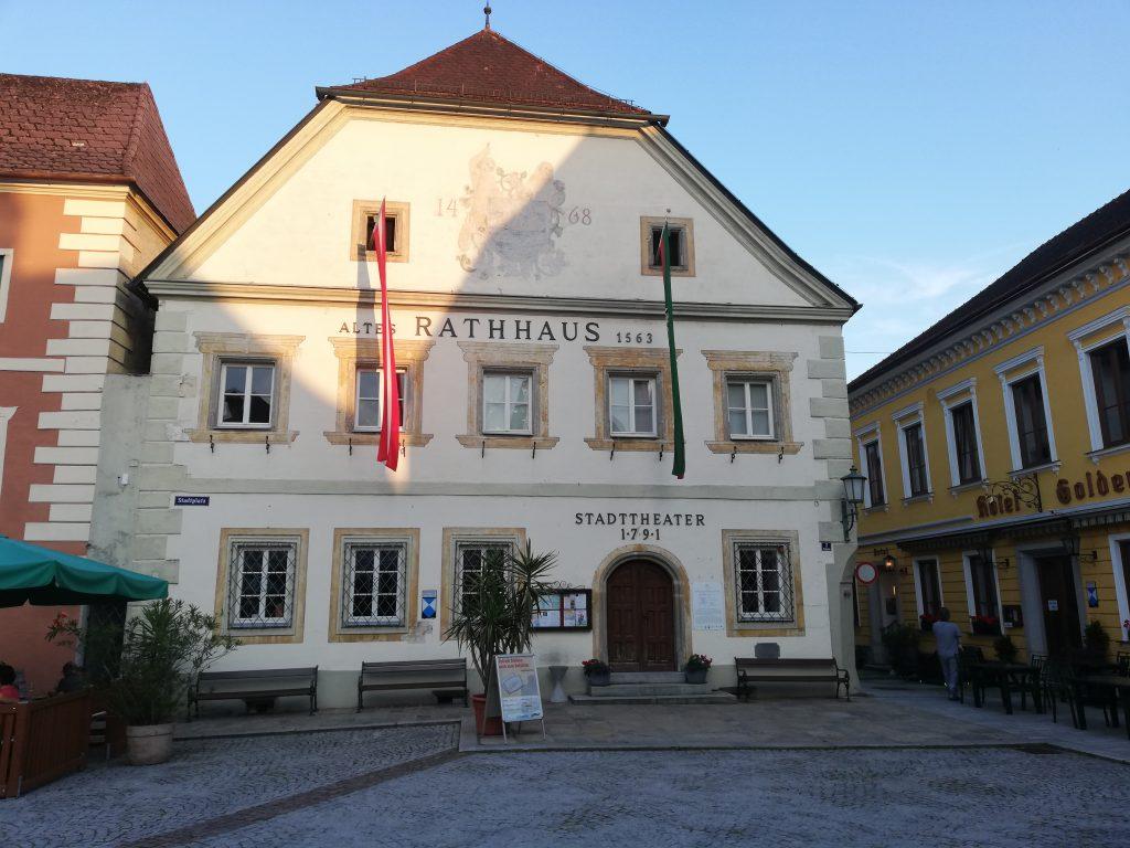 Rathaus Grein